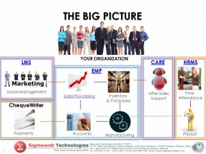 Sigma The Big Picture